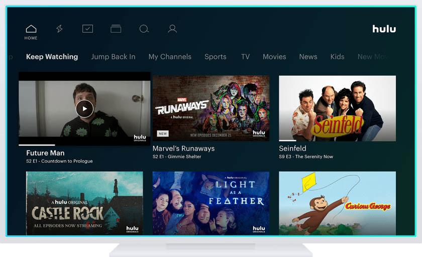 hulu - Plataforma de streamings de filmes: conheça as melhores!