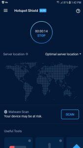 Hotspot VPN Android