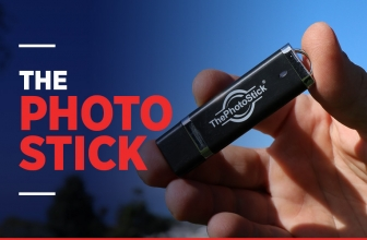 Como fazer backup de fotos com o The Photo Stick!