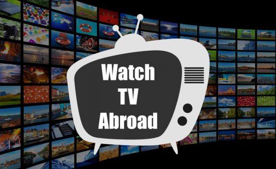 Como assistir TV  brasileira no exterior? Um tutorial para assistir televisão no exterior